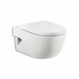 Pakabinamas WC Meridian su dangčiu