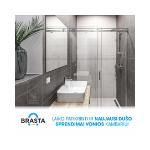 Brasta Glass dušo kabinų katalogas